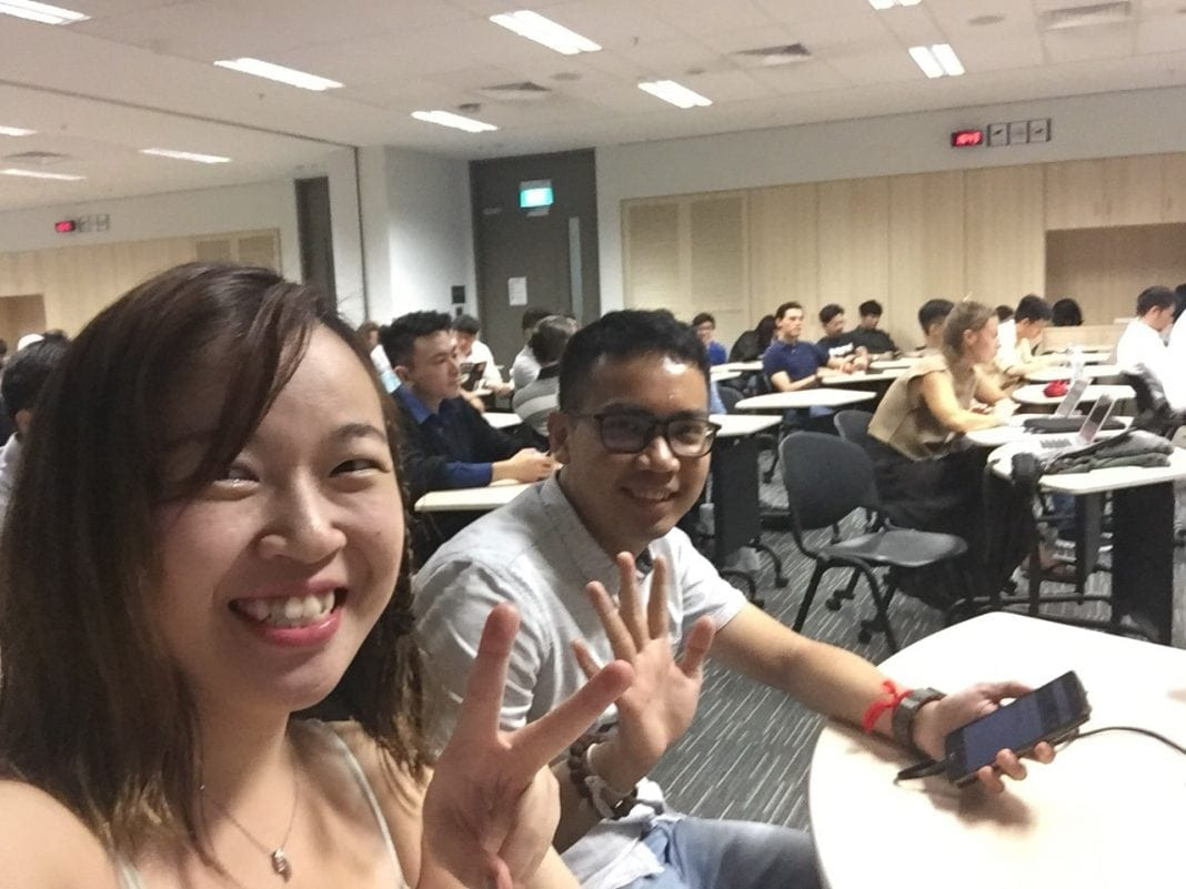 [ XLM Update! ] From The Stellar Lumens In Singapore Meetup