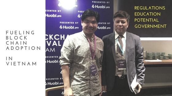 Director General Dr Dao from Ministry encourages Blockchain adoption [Vietnam]
