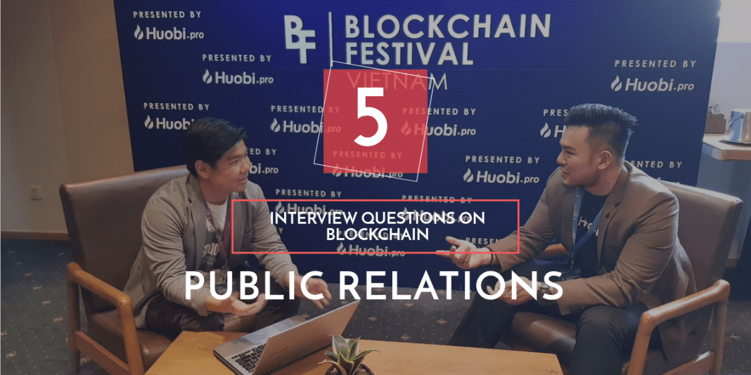 Going Mainstream – 5 Blockchain Public Relations Perspectives