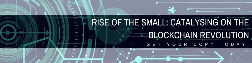Rise of the small  Catalysing on the blockchain revolution 1