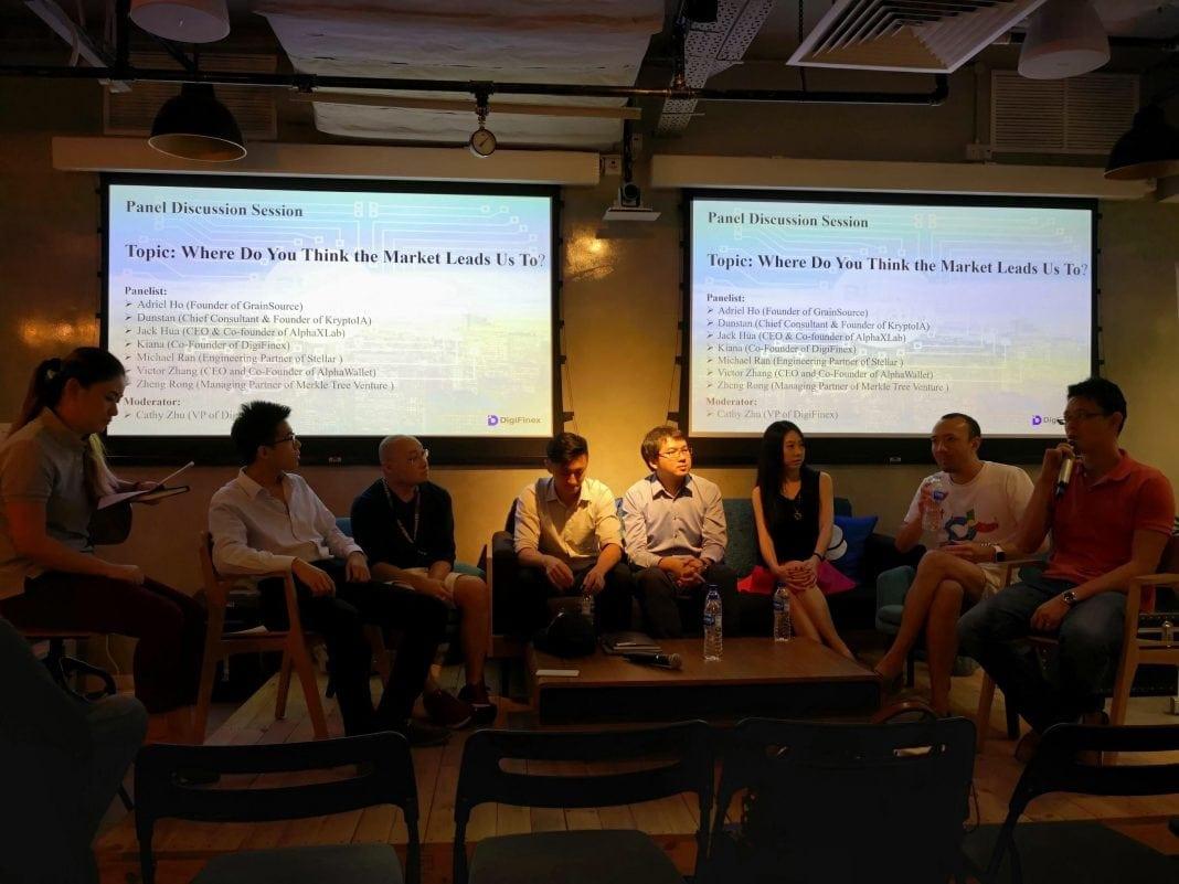 [Event Update] Stellar Lumens Presentation at DigiFinex & Friends Crypto Night!